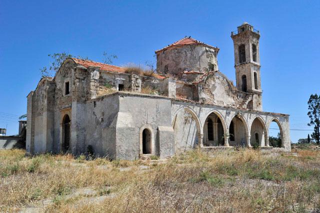 Ο ναός του Αρχαγγέλου Μιχαήλ στο Λευκόνοικο