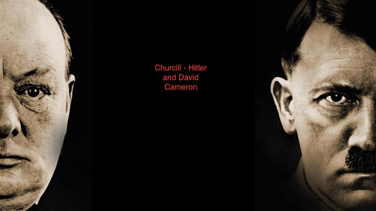 Churchil-Hitler