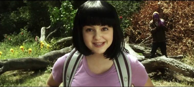 Dora the Explorer Movie Trailer with Ariel Winter