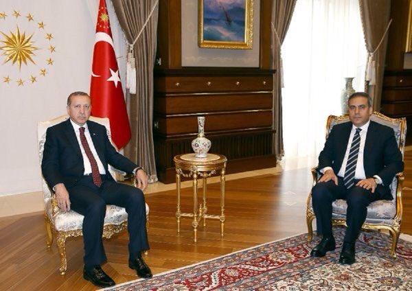 Erdogan-MIT chief