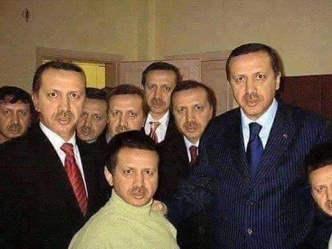 erdogan replicas