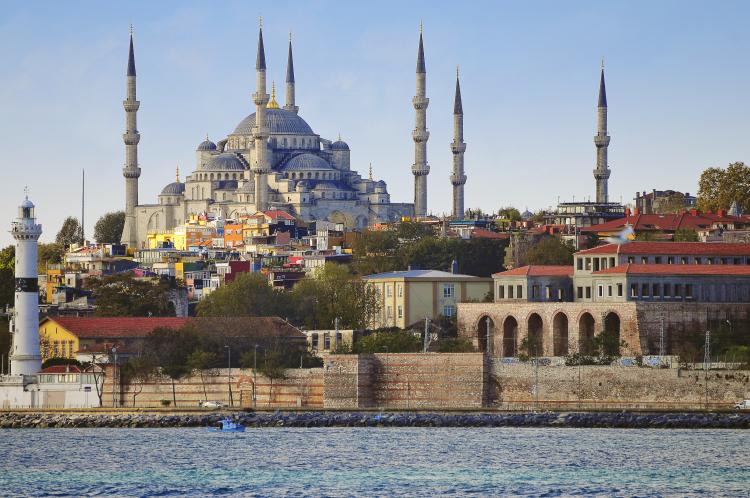 Agia Sophia-Bosborus