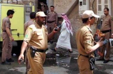 S.Arabia police
