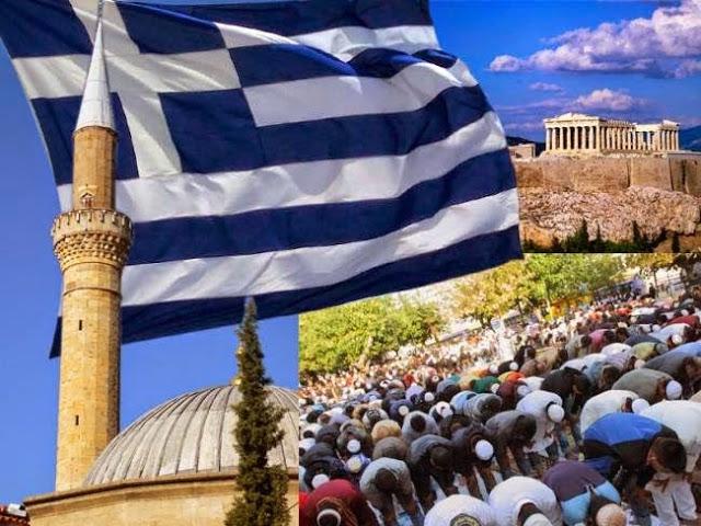 Acropolis moslems-