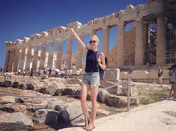 annabelle riess-Acropolis
