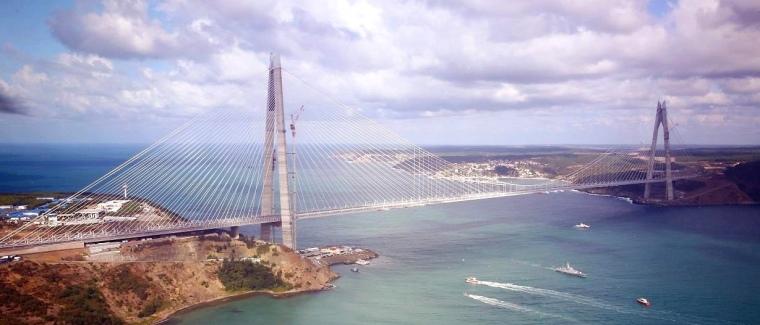 Bosborus new bridge