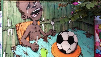 Brazil hungry
