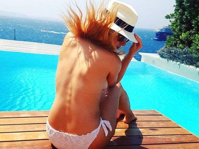 Katheryn Winnick-Santorini