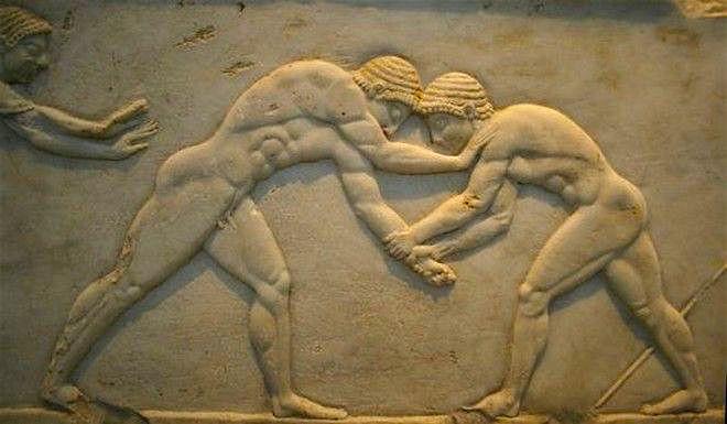 Olympics-wrestling