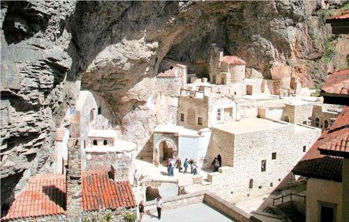 Monastery Panayia Soumela-leveled