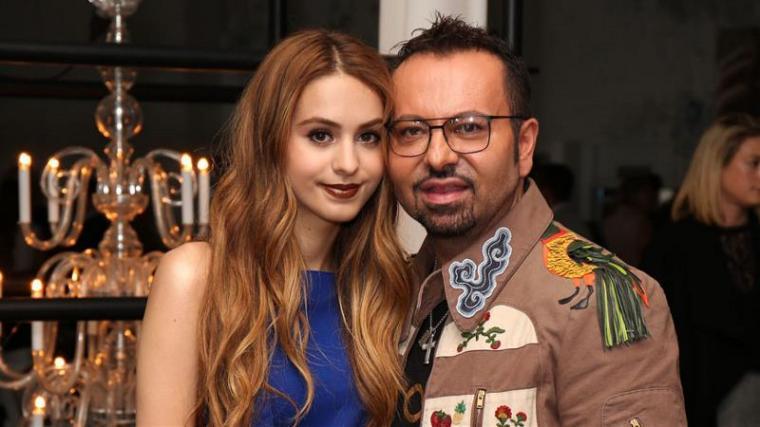 Napoleon and Lianna Perdis