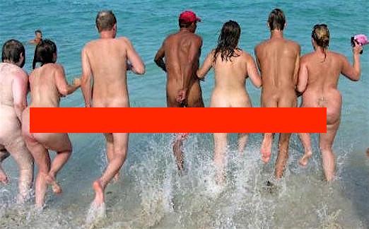 nudists asses