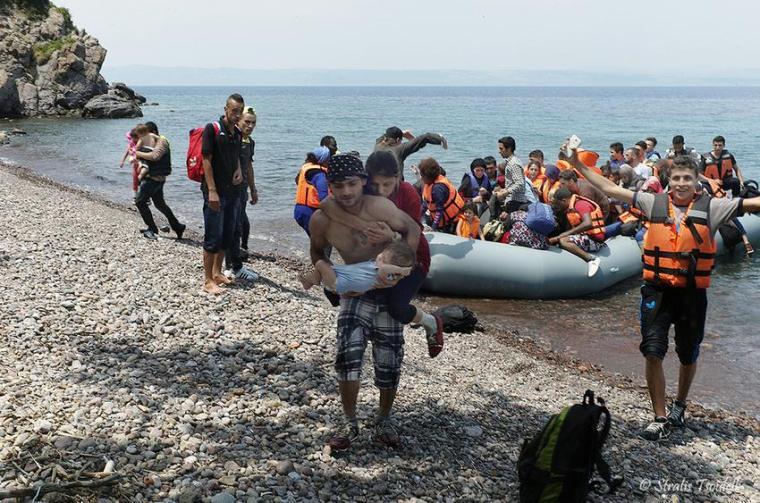 refugees-greek islands
