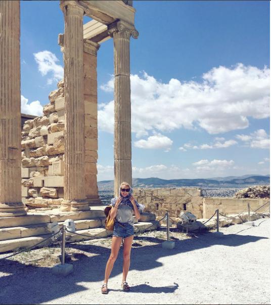 vilhelmiina josefina-Parthenon