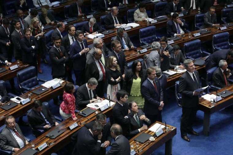 Brasilian senate
