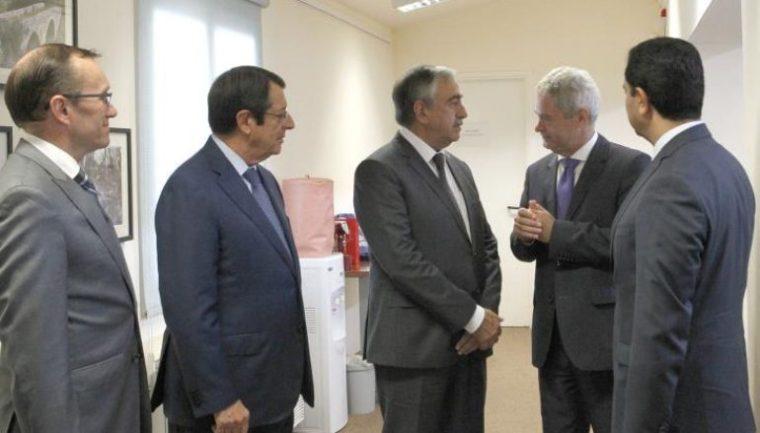 talks on Cyprus, secrecy