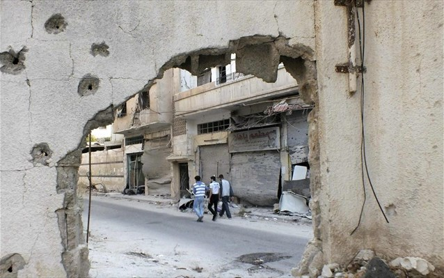 civil war-syria