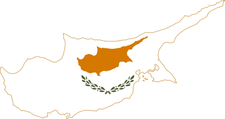 flag-map-of-cyprus