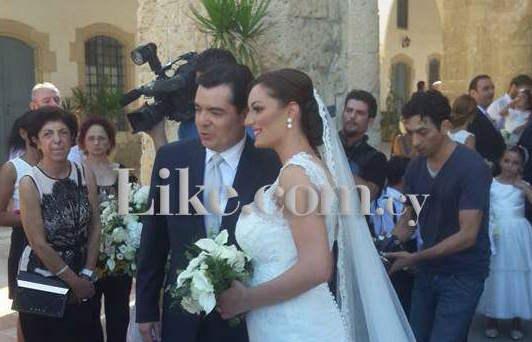 Fokaides wedding