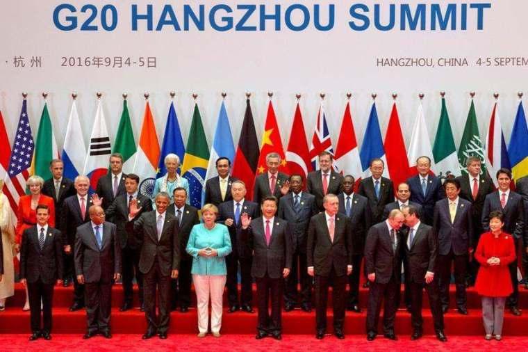 G20 Bejing 2016