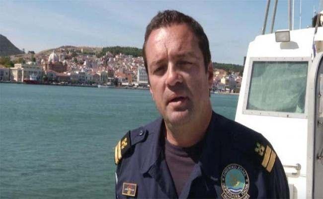Papadopoulos Kyriakos-Coast guard Lesvos