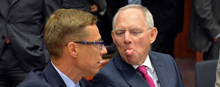 schauble-tongue-out