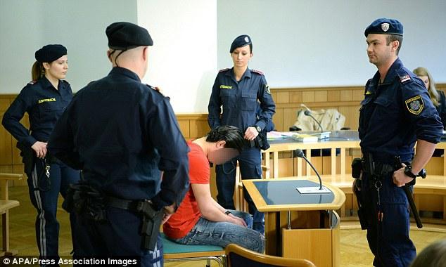 Austria-boy rape