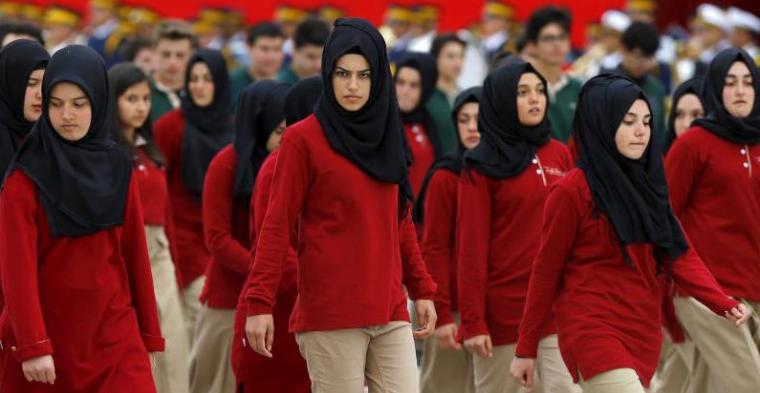 turkey-schoolgirls