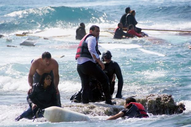 aegean-refugees-saved