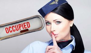 air hostess logo