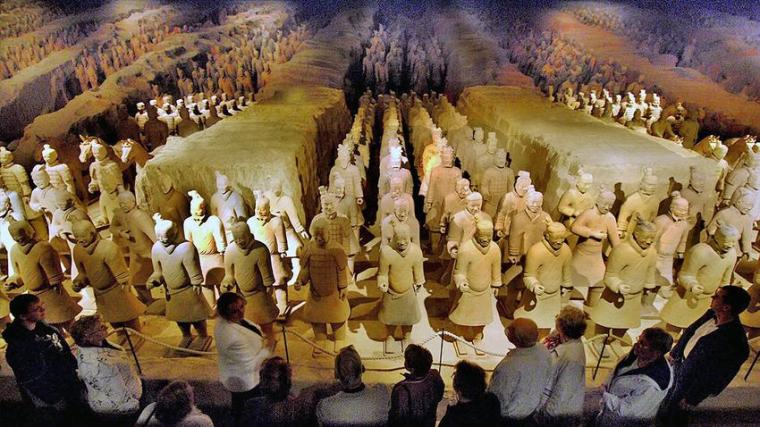 chinese-army-statues2