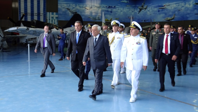 president Pavlopoulos-Kammenos