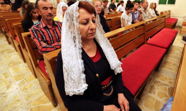 iraq-christians-pray