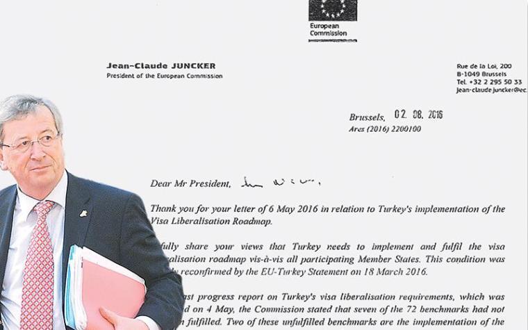 Juncker letter to Nicosia