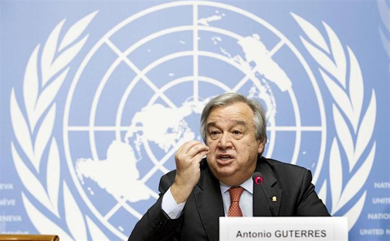 United Nations Secretary General