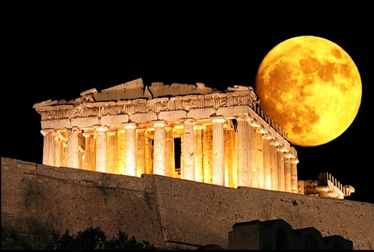 acropolis-full-moon