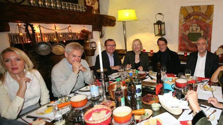 Mont Pelerin dinner
