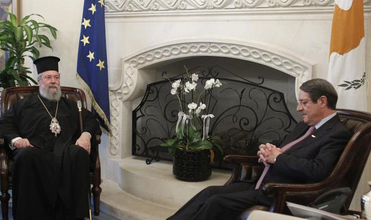 anastasiades-chrysostomos-meeting