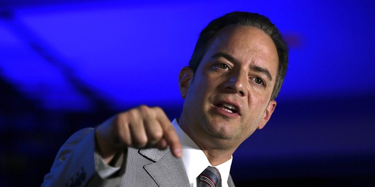 R.Priebus-Conference In New Orleans