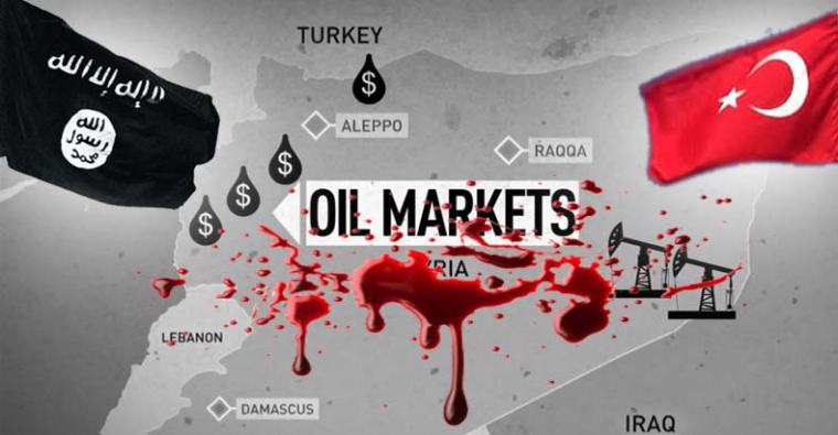 Turkey-ISIS oil
