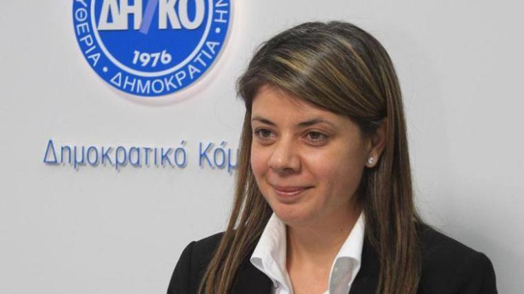 Christiana Erotokritou-DEKO spokeswoman