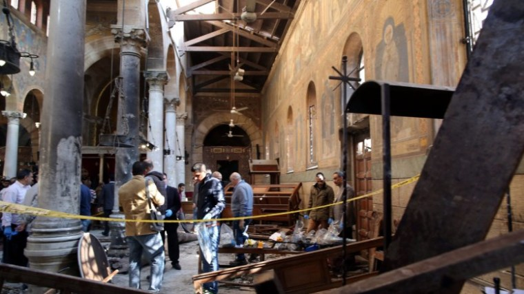 egypt-koptic church bomb