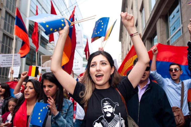 belgium-protest-4-armenians