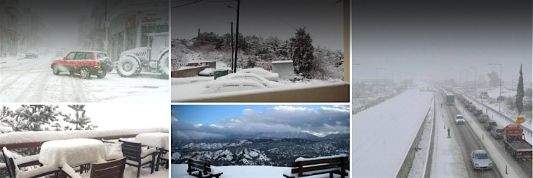 greece-snow-collage