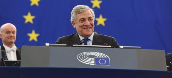 Tajani-Europarliament