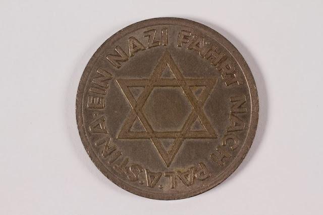 Nazi, Zionism alliance