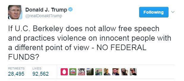 Berkley-Trump tweed