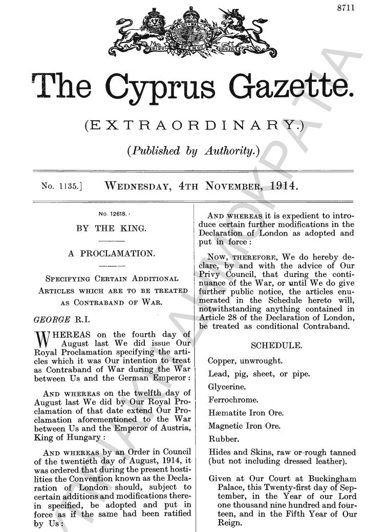 cyprus-gazette-4-11-1914