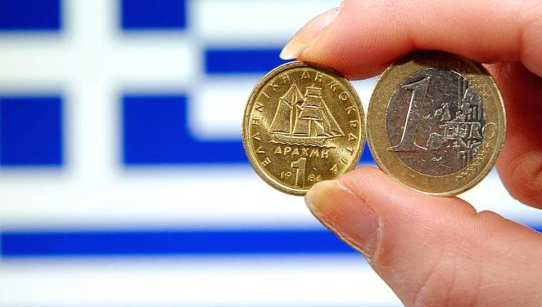 drachma-euro