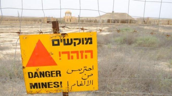 israel-minefield